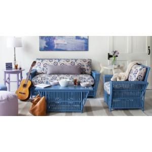 Комфорт и удобство плетеной мебели