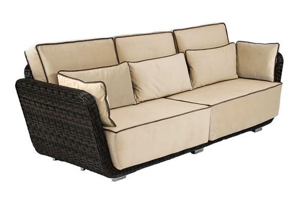 Диван Ривьера- мебель из ротанга