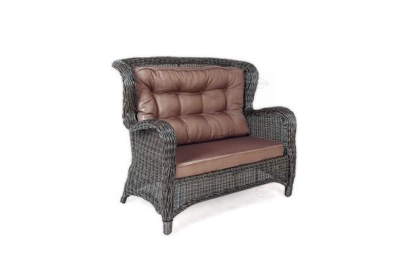 Диван Grand- мебель из ротанга