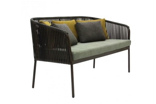 Диван Kilt- мебель из ротанга