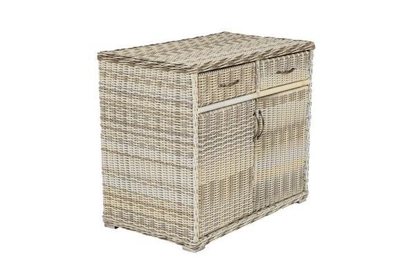 комод Praga- мебель из ротанга