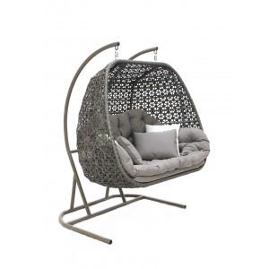 Уличная плетеная мебель