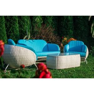 Садовая мебель как часть интерьера