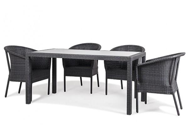 комплект мебели  Paris- мебель из ротанга