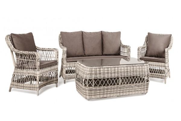 набор плетеной мебели Beatrice- мебель из ротанга