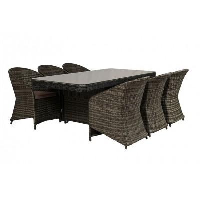 Набор мебели из ротанга FUSION