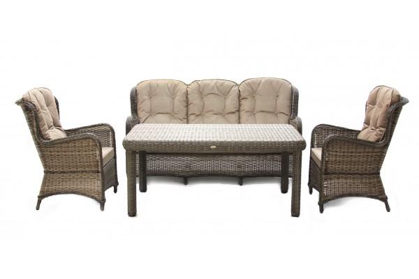 Набор Evi- мебель из ротанга
