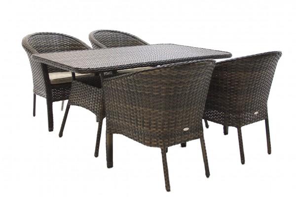Набор Paris grand- мебель из ротанга