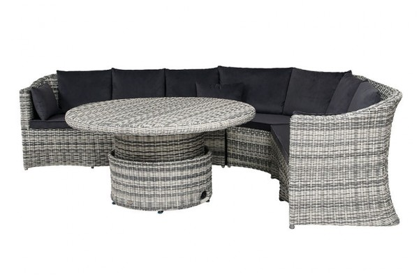 угловой набор Brusel- мебель из ротанга