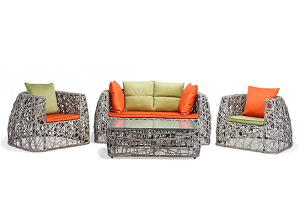 комплект  CHAOS- мебель из ротанга