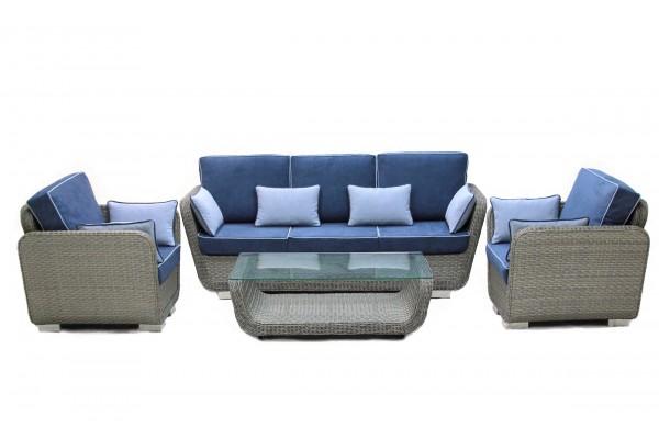 Комплект River- мебель из ротанга