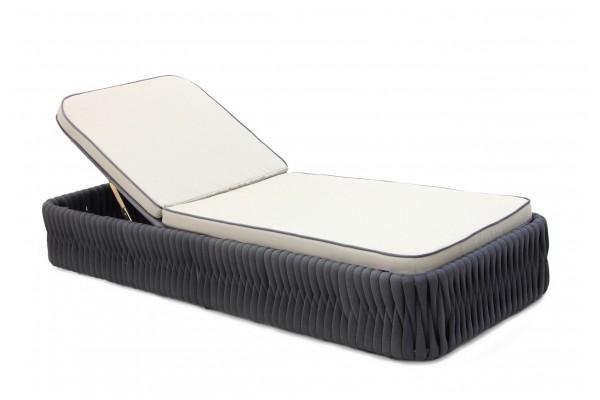 Шезлонг Ibiza- мебель из ротанга