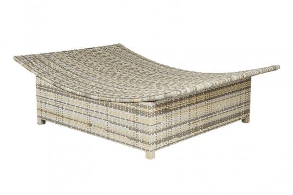 Шезлонг Habana- мебель из ротанга