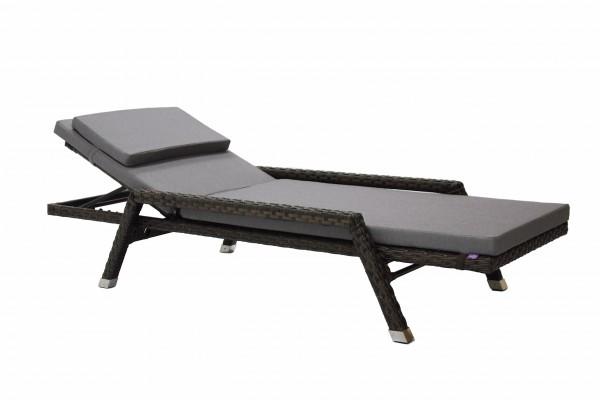 шезлонг Carlos- мебель из ротанга