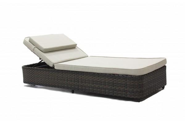 Шезлонг Sevan- мебель из ротанга