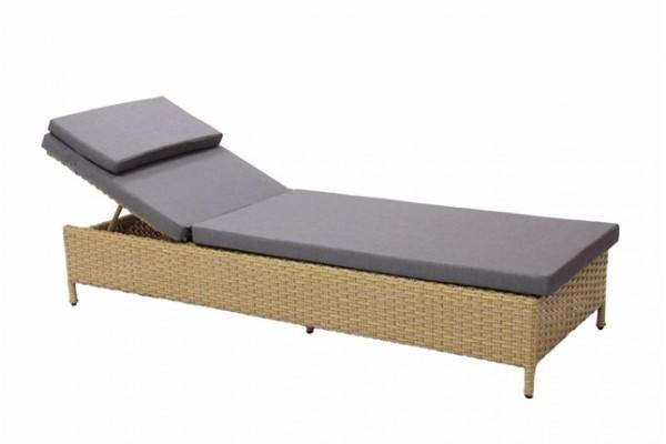 шезлонг Yalta- мебель из ротанга